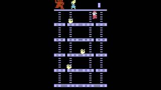 Donkey Kong - Donkey Kong (Atari 2600) - Vizzed.com GamePlay - User video