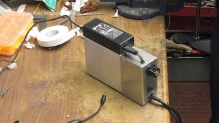500w Spindle Power Supply for the Banggood CNC Engraver