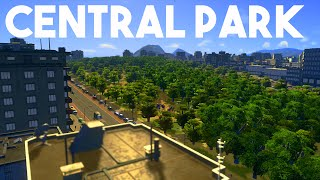 Cities Skylines :: Central Park