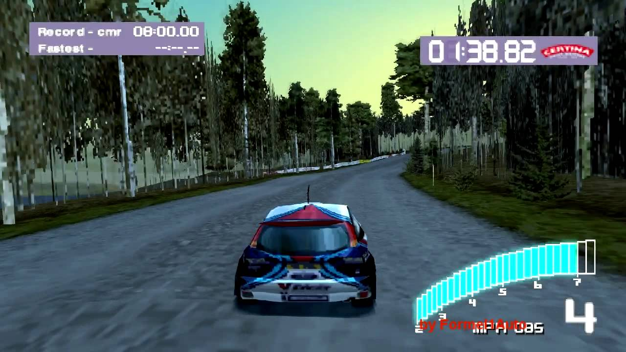 colin mcrae rally 2 gameplay 1 ps1 youtube. Black Bedroom Furniture Sets. Home Design Ideas