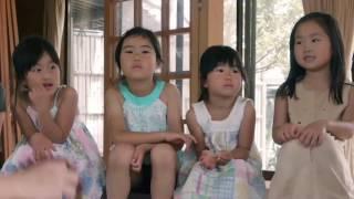 「こども哲学〜アーダコーダのじかん〜」2016年1月から12ヶ月間にわたって、こども哲学にとりくんだ4歳から6歳の子どもたちの記録映像です。