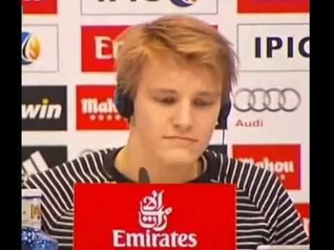 La pépite Martin Ødegaard justifie le choix Real Madrid