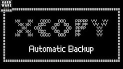 The Easy Guide To Automatic Backup in Windows with XCOPY