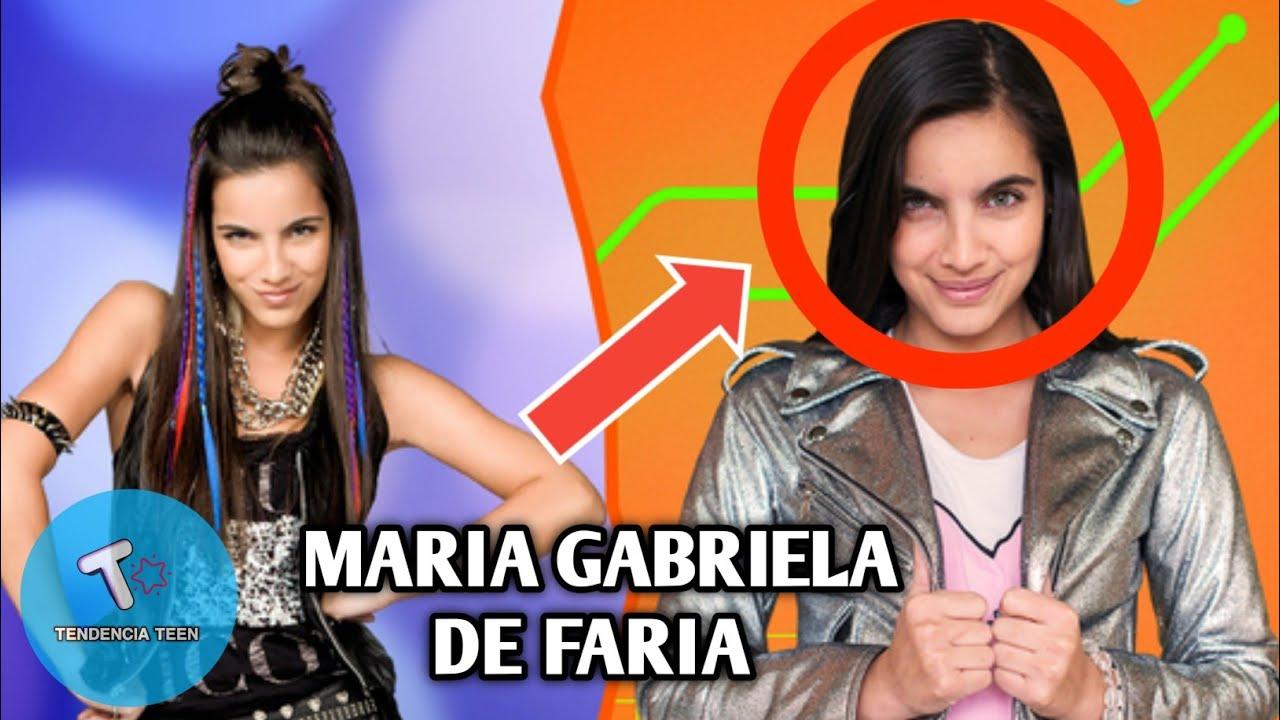 ¿Qué Pasó Con Maria Gabriela de Faria?