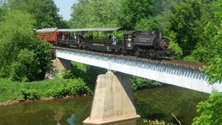 Steam Returns to Walkersville