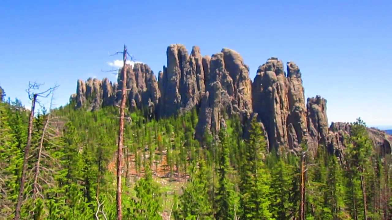 Devils Lake Nd >> Climbing Harney Peak, South Dakota - YouTube
