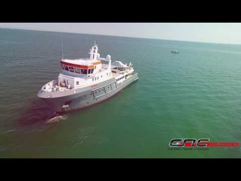 Ocean King Explorer Yacht 130 Genesia - Spot and Specifications