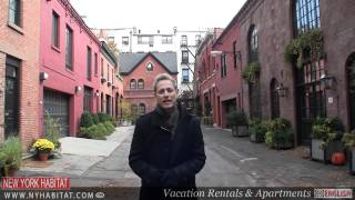 New York City - Video tour of Brooklyn Heights, Brooklyn (Part 2)