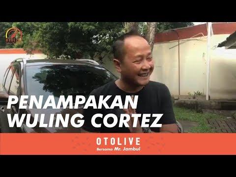 Penampakan Wuling Cortez