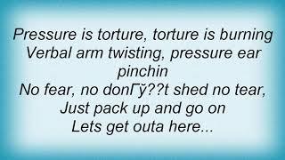 Seeed - Pressure Lyrics
