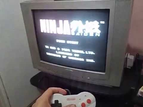 ninja gaiden top loader