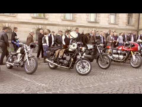 Distinguished Gentleman's Ride 2016 Hannover