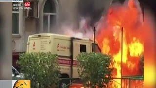 Ограбление и Нападение на Инкасаторов в Москве