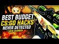 BEST CS:GO CHEAT FOR CHEAP! (NEVER DETECTED) + REVIEW
