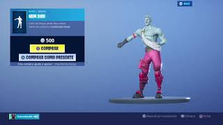 Fortnite Dances-snap, guitar pitch, sensual body, extraterrestrial, party, nor sweat