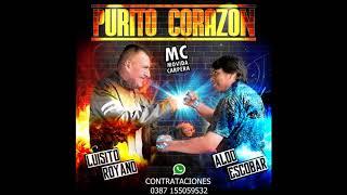 Purito Corazon - Una Noche De Copas-  2018 - MC -
