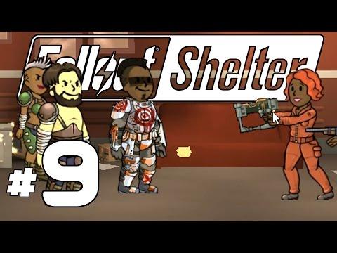 Fallout Shelter PC - Ep. 9 - Wasteland Exploration! - Lets Play Fallout Shelter PC Gameplay
