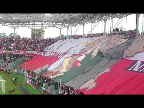 Mecz Polska 0:0 Finlandia oprawa+hymn