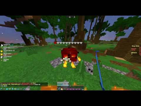 FIGHTING THE KING SLIME!! -CosmicPvP Factions Season 3 Ep. 140-