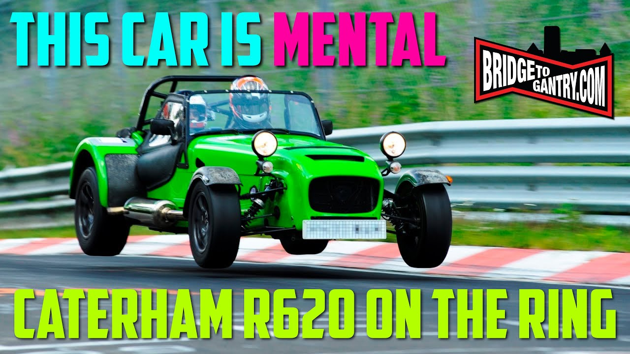 Cars 30k >> 2013 Caterham R620 Development Car; one lap of the ...