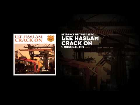 Lee Haslam - Crack On