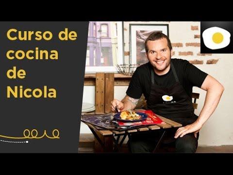 Curso de cocina de nicola reportaje canal cocina youtube for Canal cocina cocina de familia