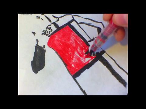 Fashion Illustration: Yves Saint Laurent - Maybe Life Zero - Illustrator