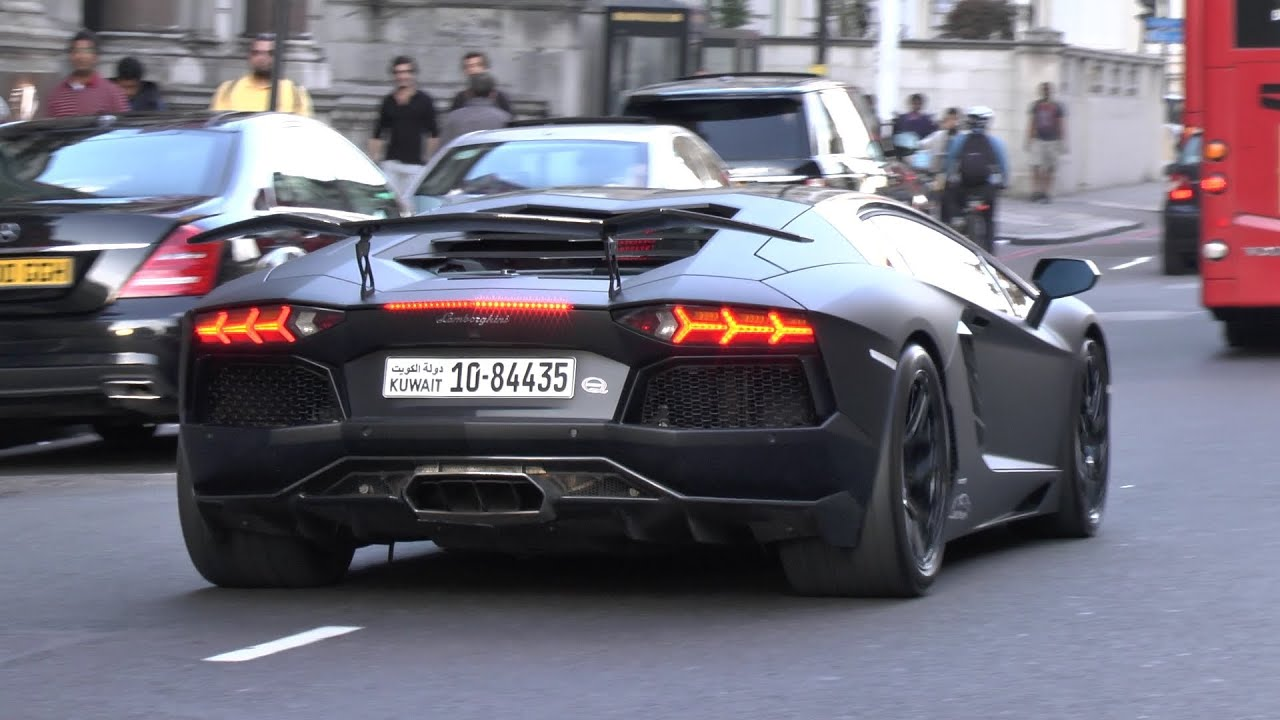 Supercars In London Last Of The Arab Supercars Youtube