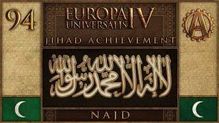 Europa Universalis IV The Najdi Jihad Reboot 94