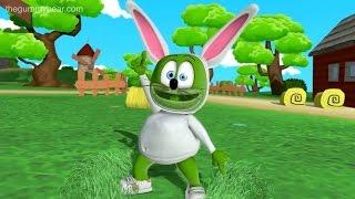 Krazy Kikiriki Remix Gummibär The Gummy Bear Song Happy Easter!