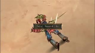 Monster Hunter Freedom Unite in 3 minutes