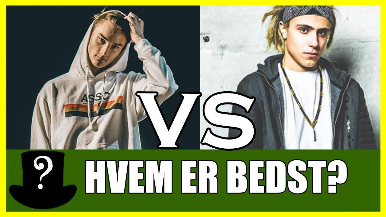 HVEM ER BEDST? Alexander Husum vs Armin