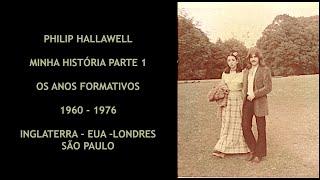 MINHA HISTÓRIA: PRIMEIRA PARTE