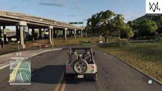 Watch Dogs 2) Trap Life Going Shopping