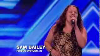 Sam Bailey - Who