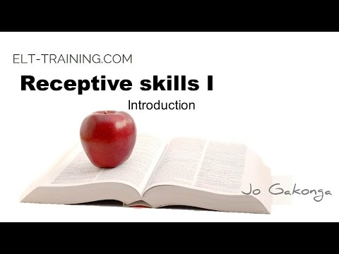 celta language skills essay The aim of this assignment is for you to show you know how to exploit a text in order to develop students' receptive skills (listening/reading), as well as relevant.