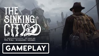New The Sinking City Lovecraftian Gameplay - IGN Live | E3 2019