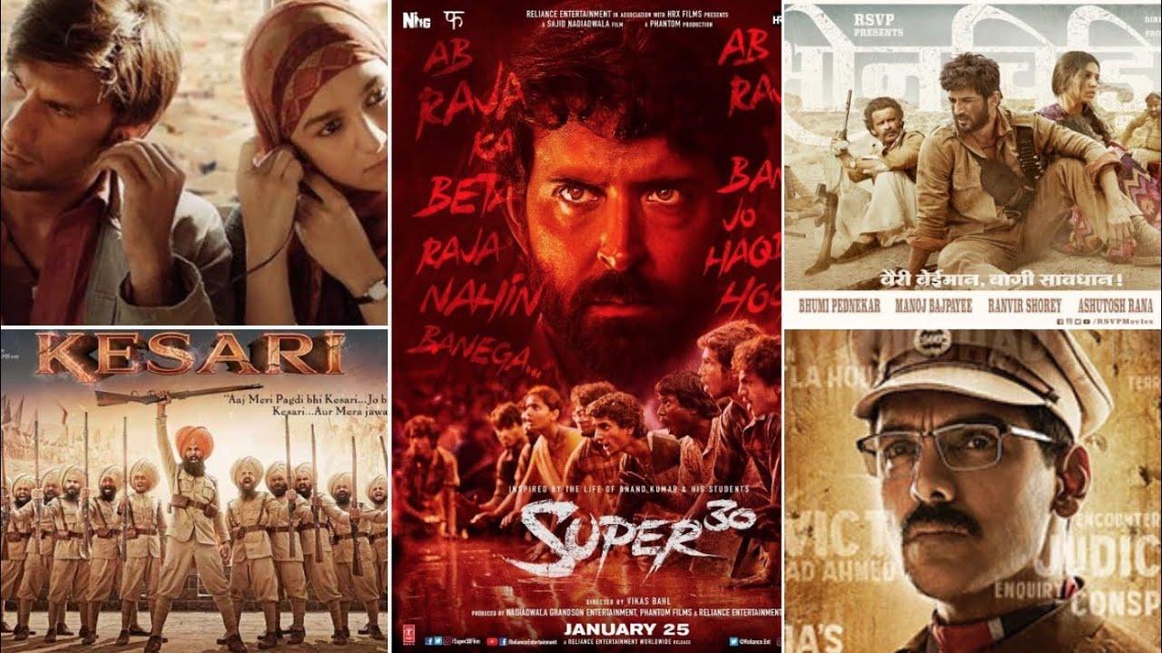 Top 10 Hindi Movies of 2019 | Weekly Top 10 #top10bollywoodmovies,#top10movies,#besthindimovies2019