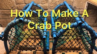 How To Make A Crab and Lobster Pot
