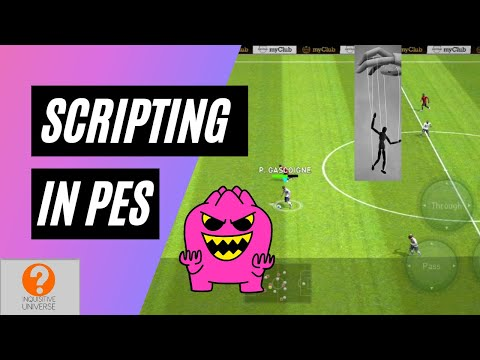 Scripting in PES: are there any advantages to it?