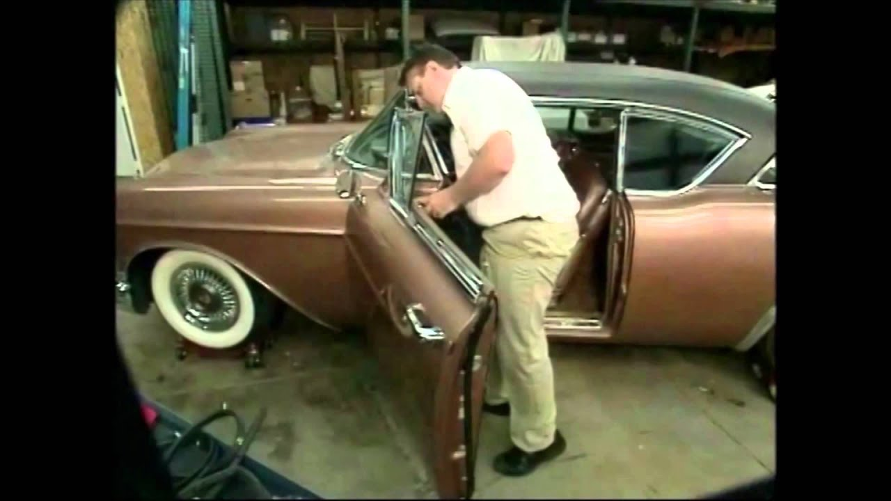 How To Install Weather Stripping On Front Door Part - 49: How To Install Door Weatherstrip On Cadillac - YouTube