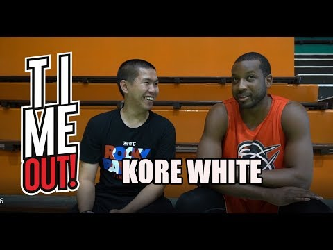 Time Out #99: Kore White on Facing Pelita Jaya in the IBL Semi-Finals! Mp3