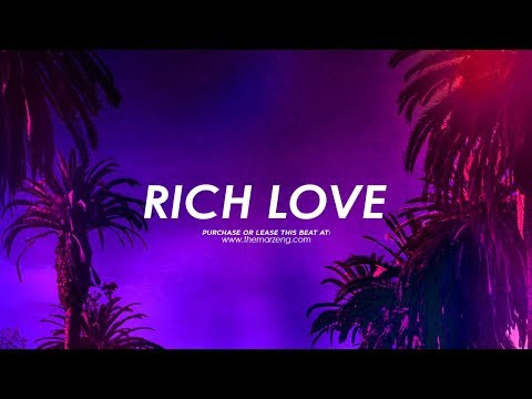 'Rich Love' - Dancehall Romantic X Beat Instrumental (Prod. Tower Beatz X Marzen G)