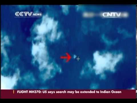 "Satellites ""picked up signals"" from missing plane"
