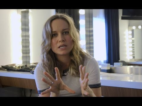 Ben Shapiro Calls Out Brie Larson Over Her 'White Male' Comments
