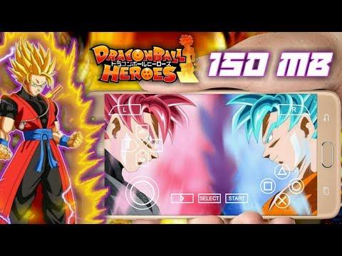 dragon ball heroes | dragon ball z shin budokai 2 mod for