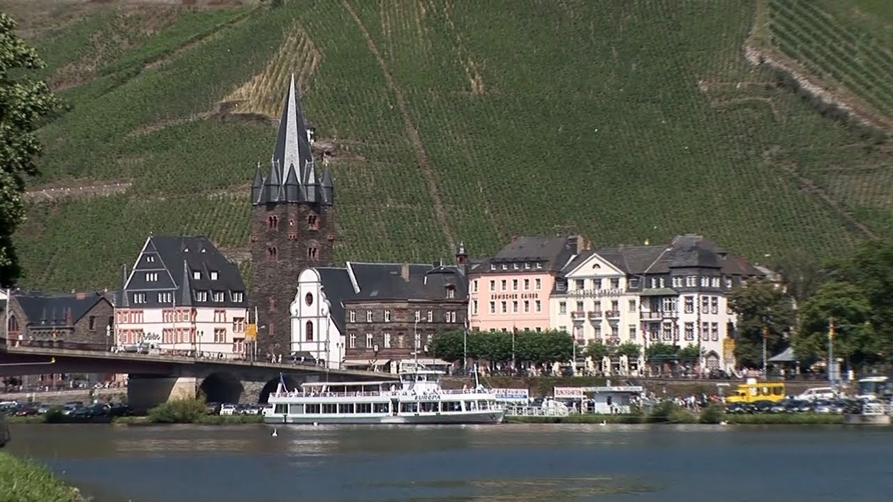 Bernkastel Kues   Germany HD Travel Channel   YouTube