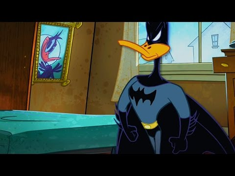 Daffy Duck Batman - Looney Tunes Cartoon