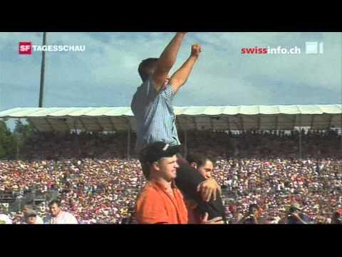 New king of Swiss wrestling