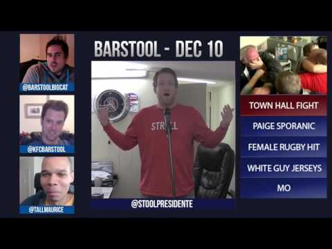Barstool Rundown (feat. Mo) // December 10th 2015